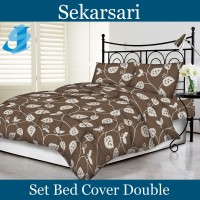 Tommony Bed Cover Double - Sekarsari