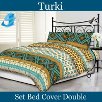 Tommony Bed Cover Double - Turki