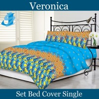 Tommony Bed Cover Single - Veronica