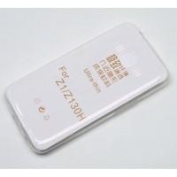 Imak Ultra Thin TPU Case for Samsung Z1 - Transparent