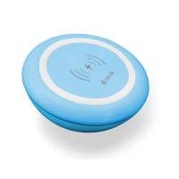 DEVIA Non Pole Inductive Wireless Fast Charging Pad Original - Blue