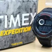 EXLUSIVE Jam Tangan Timex Expedition Digital List merah PALING MURAH
