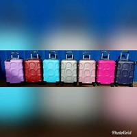 Tas Koper Fiber Travel Umroh koper kabin Polo Winstar W01 warna u 20