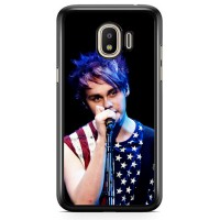 Michael Clifford 5 Second X0242 Samsung Galaxy J2 Pro 2018 Custom Case