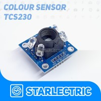 Sensor Warna Arduino Colour TCS230 GY-31 TCS3200