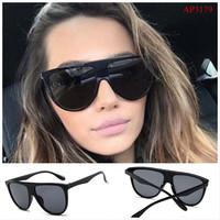 Kacamata Retro Hitam Sunglasses Besar Keren Cool Trendy Terlaris Baru