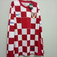 Original jersey croatia 10/12 Home Player Issue LS bnwt