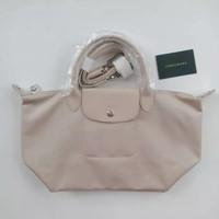 Longchamp - Neo Small Beige