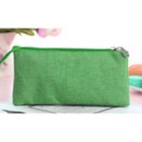 Tas Pouch 3 Layer - hijau