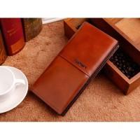Pidengbao Dompet Kulit Pria - P855-3 - coklat