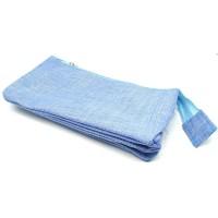Tas Pouch 3 Layer - biru