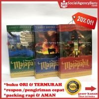 Novel Majapahit Paket Trilogi Original - Langit Kresna Hariadi