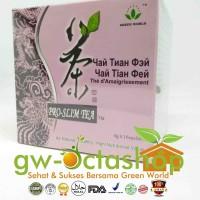 Pro Slim Tea Untuk Mengurangi Lemak Dalam Tubuh & Nururin Berat Badan