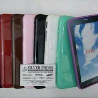 Softcase Glossy SAMSUNG GALAXY TAB 3V / T116 / Soft Case / SoftCase