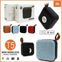 Jbl tube T5 speaker bluetooth mini wireless