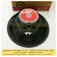 Harga speaker full range 12 12in 12 inch acr 1238 cl pc acr classic line | antitipu.com