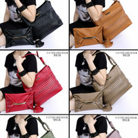 Victoria Beckham HOBO Studed 2in1