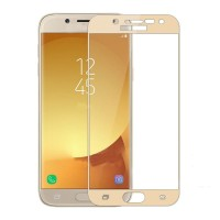 Tempered Glass Full Color Screen Protection HP Samsung J7 Core/J7 2015