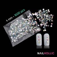 Nail AB rhinestone / nail gem / nail art