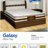 Promo Sphinx Koil Hanya Kasur Galaxy 90 x 200 Free Selimut