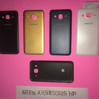 New Back Door Samsung J2 Back Case / Tutup Belakang HP
