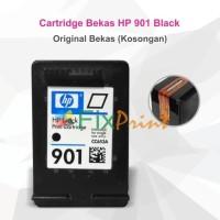 Cartridge Bekas HP 901 Black, Tinta Printer HP OfficeJet 4500