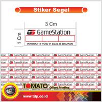 Custom STIKER SEGEL GARANSI PECAH TELUR HQ