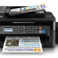 Printer EPSON L565 ( Print, Scan, Copy, WiFi, Fax)