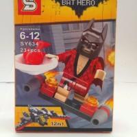 Jual LEGO BATMAN - MERAH Murah