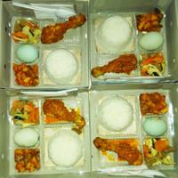 Jual Nasi Kotak Nasi Kotak Sidoarjo Makanan Siap Saji Atirah