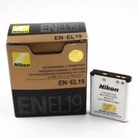 Baterai nikon en-el19 / enel19 for S2500 3200 4200 2550 3300 DLL