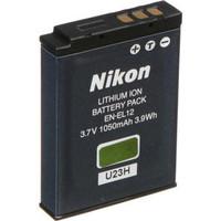 baterai nikon en-el12 / enel12 S610, S610c, S70, S1000pj AW100 DLL