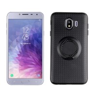 I-Zore Magnetic Ring Shockproof Case Samsung Galaxy J4 2018