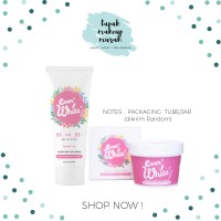 EVERWHITE Instant Brightening Body Cream pemutih badan