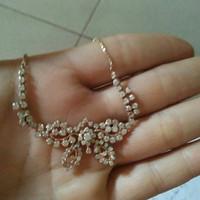 berlian medan kalung tura batik
