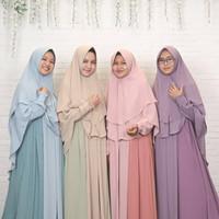 Hijab Alila - Gamis Fitri