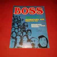 Majalah BOSS No. 3 Th 1. 27 Maret 1978