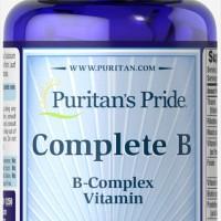 Complete B (Vitamin B Complex) 100 butir