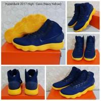 Termurah Sepatu Basket NIke Hyperdunk 2017 High Free Kaos Kaki - Cavs, 41
