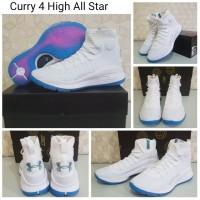 eb7017779e0 Sepatu Basket Under Armour UA Stephen Curry 4 High Free Kaos Kaki