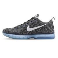 Sepatu Basket Original Nike Kobe 10 Elite Low PRM BLACK 805937010