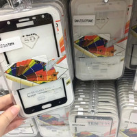 Candy Tempered Glass Full Frame Samsung Galaxy J7 Duo Anti Gores Kaca