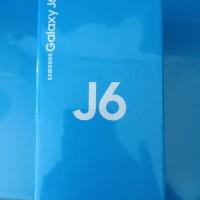 HP SAMSUNG GALAXY J6 RAM 3/32 BARU/SEGEL/GARANBSI RESMI