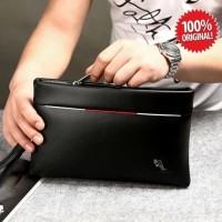 #1-Tas Tangan Pria Wanita POLO Dompet Tangan Clutch Bag/Handbag