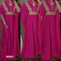 Gamis wanita muslim dress kaftan dolce