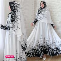 Gamis wanita muslim dress syari ranada