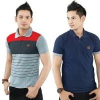 Polo T Shirt / Kaos Kemeja Wangki / Baju Lebaran Origin Diskon