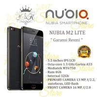 Hp Nubia M2 Lite 4G LTE - Ram 4Gb Internal 32Gb Garansi Resmi