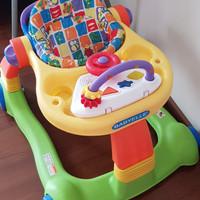 Babyelle walker baby walker babyelle baby elle walker bayi kursi roda