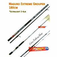 Joran Maguro Extreme Grouper 180cm akm